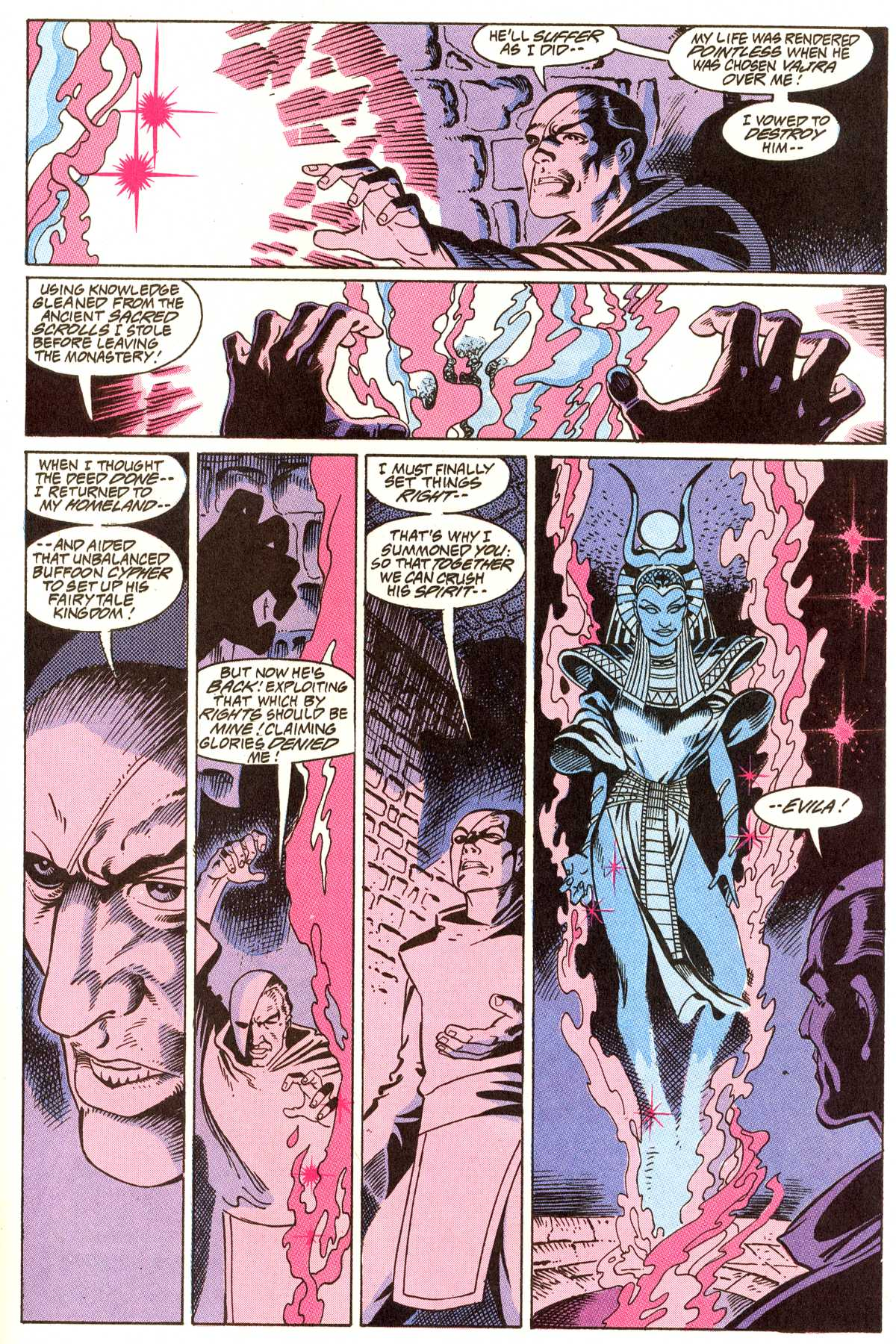Read online Peter Cannon--Thunderbolt (1992) comic -  Issue #7 - 8