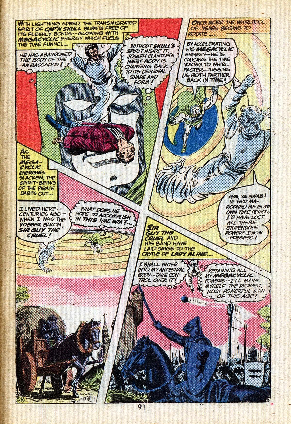 Read online Adventure Comics (1938) comic -  Issue #494 - 91