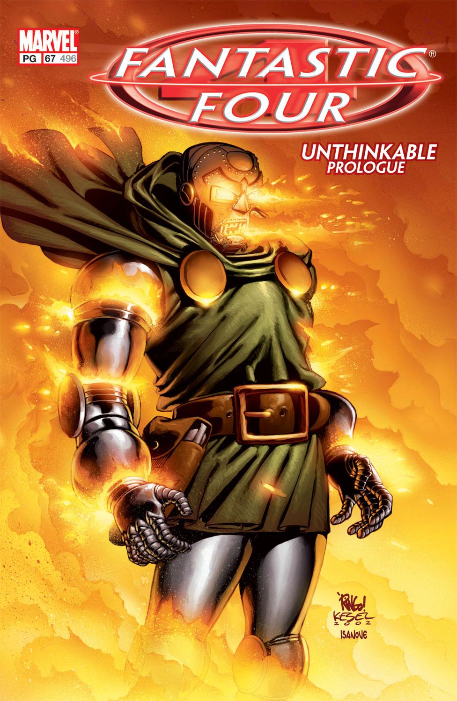 Fantastic Four (1998) 67 Page 1