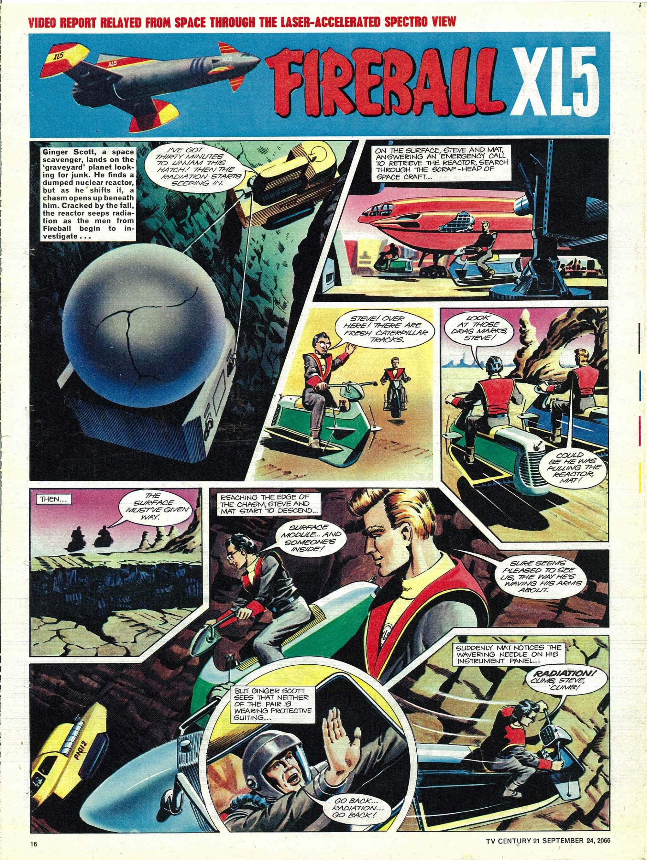 Read online TV Century 21 (TV 21) comic -  Issue #88 - 15