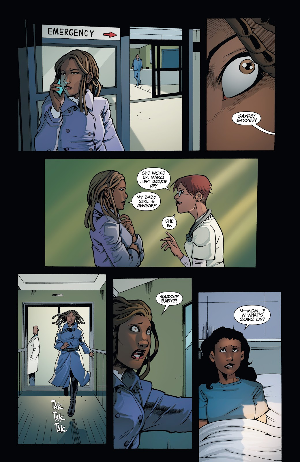 Read online Incidentals comic -  Issue #17 - 15