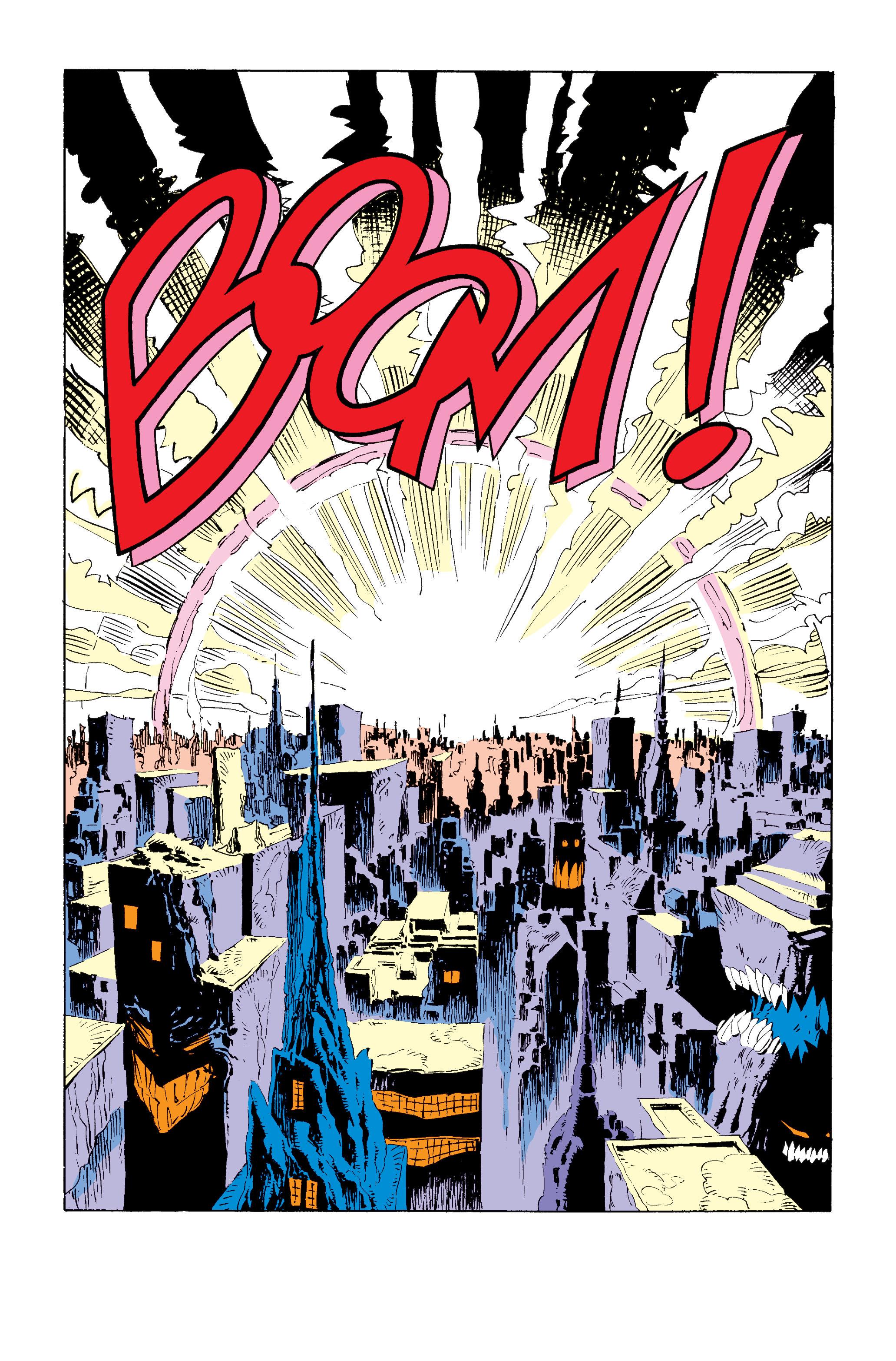 Read online Uncanny X-Men (1963) comic -  Issue #242 - 37