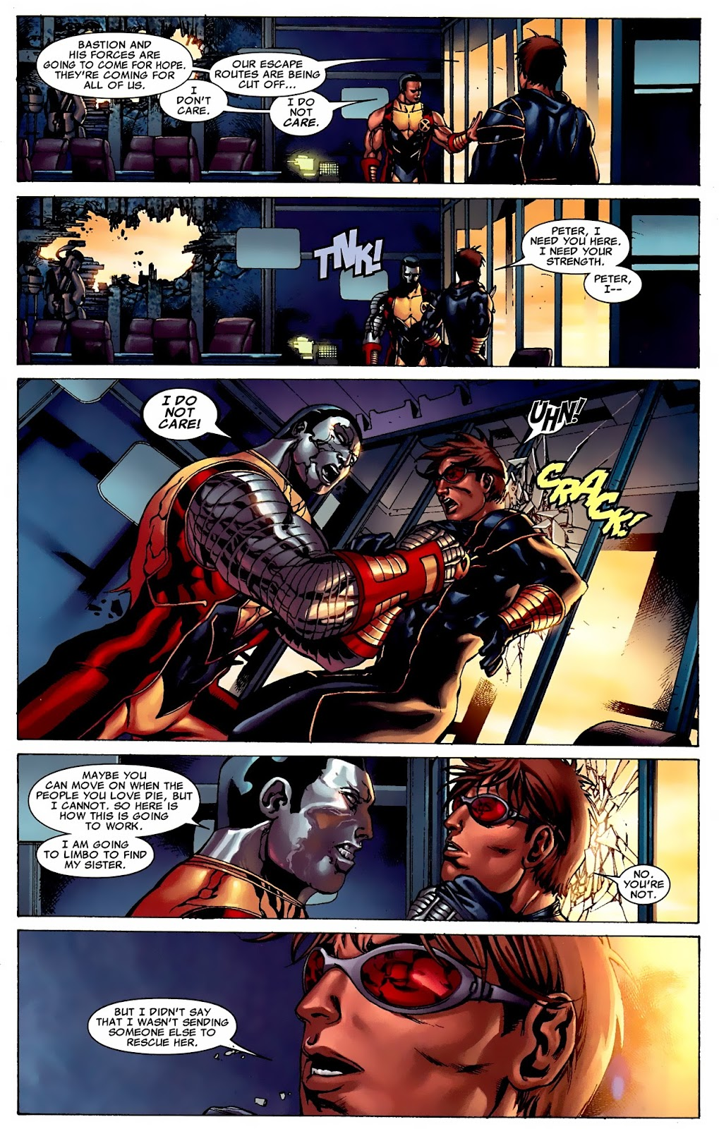 Read online X-Men: Second Coming Revelations comic -  Issue # TPB (Part 1) - 73