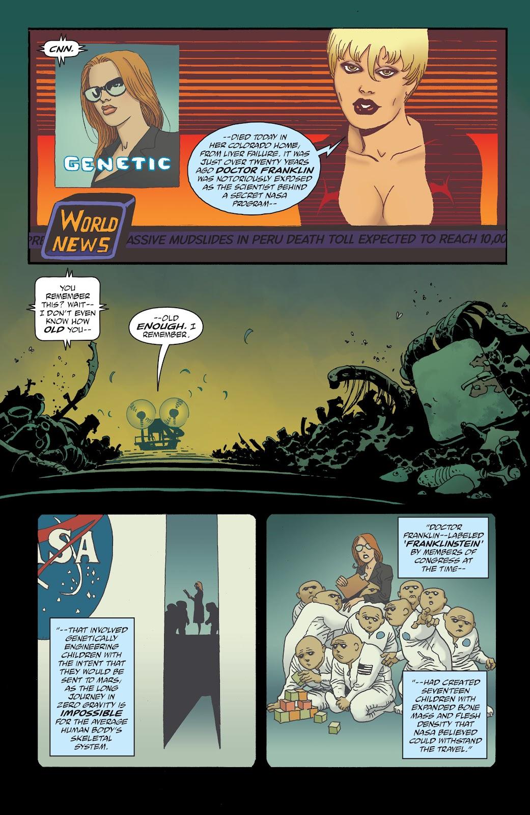 Read online Strange Adventures (2014) comic -  Issue # TPB (Part 1) - 74