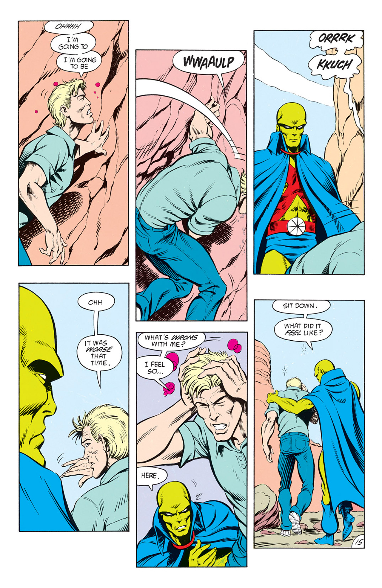Read online Animal Man (1988) comic -  Issue #9 - 17