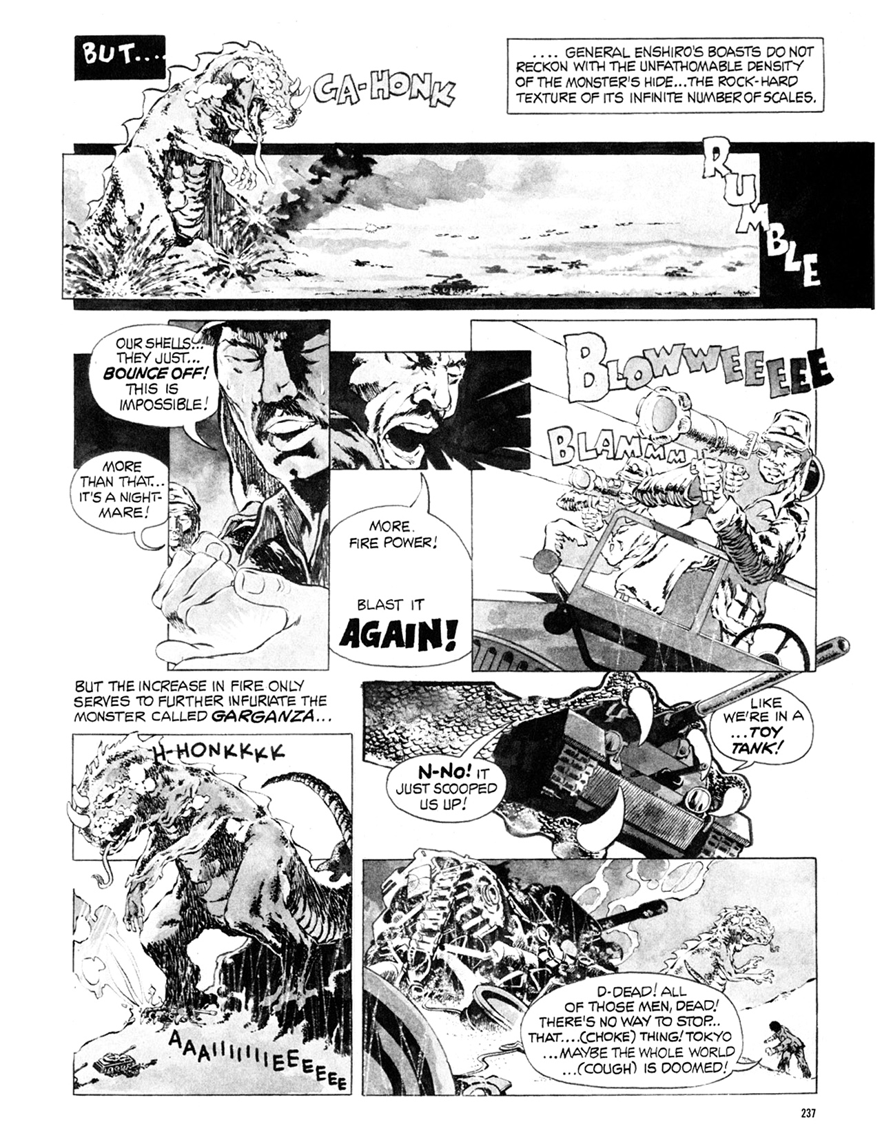 Read online Eerie Archives comic -  Issue # TPB 9 - 238