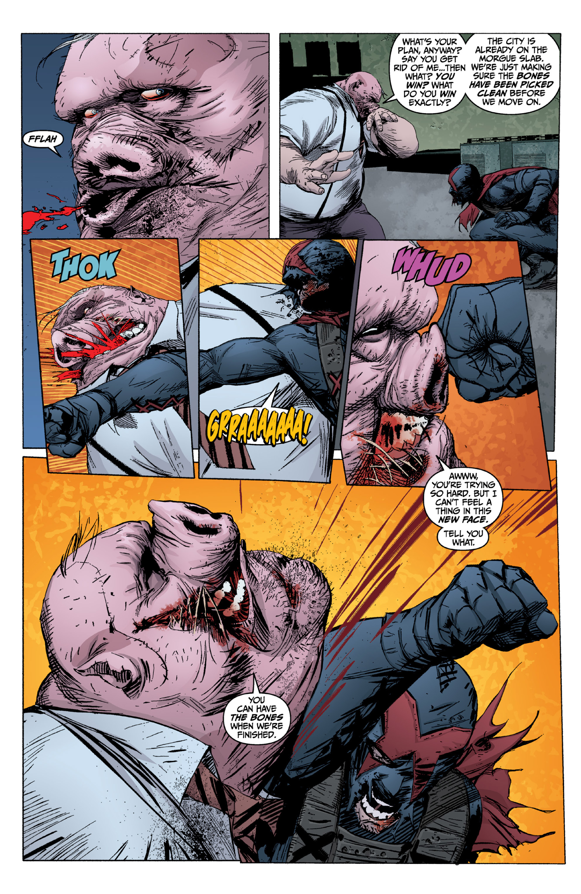 Read online X: Big Bad comic -  Issue # Full - 108