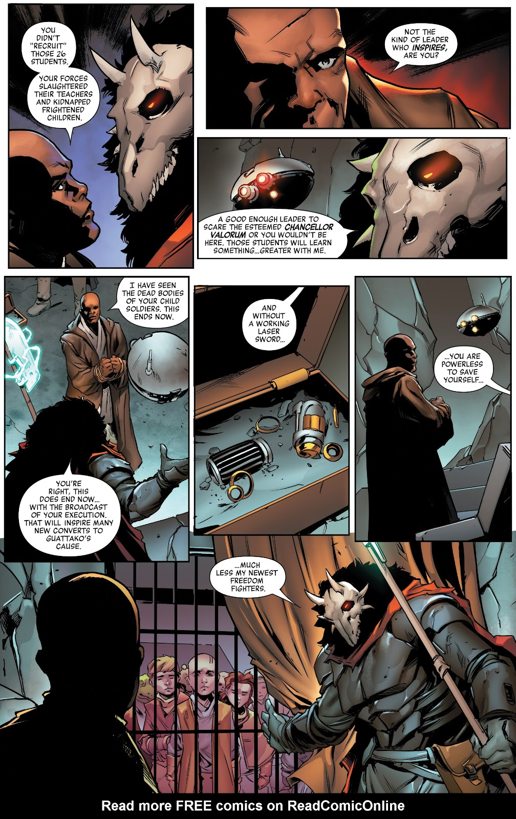 Read online Star Wars: Age of Republic Special comic -  Issue # Full - 6