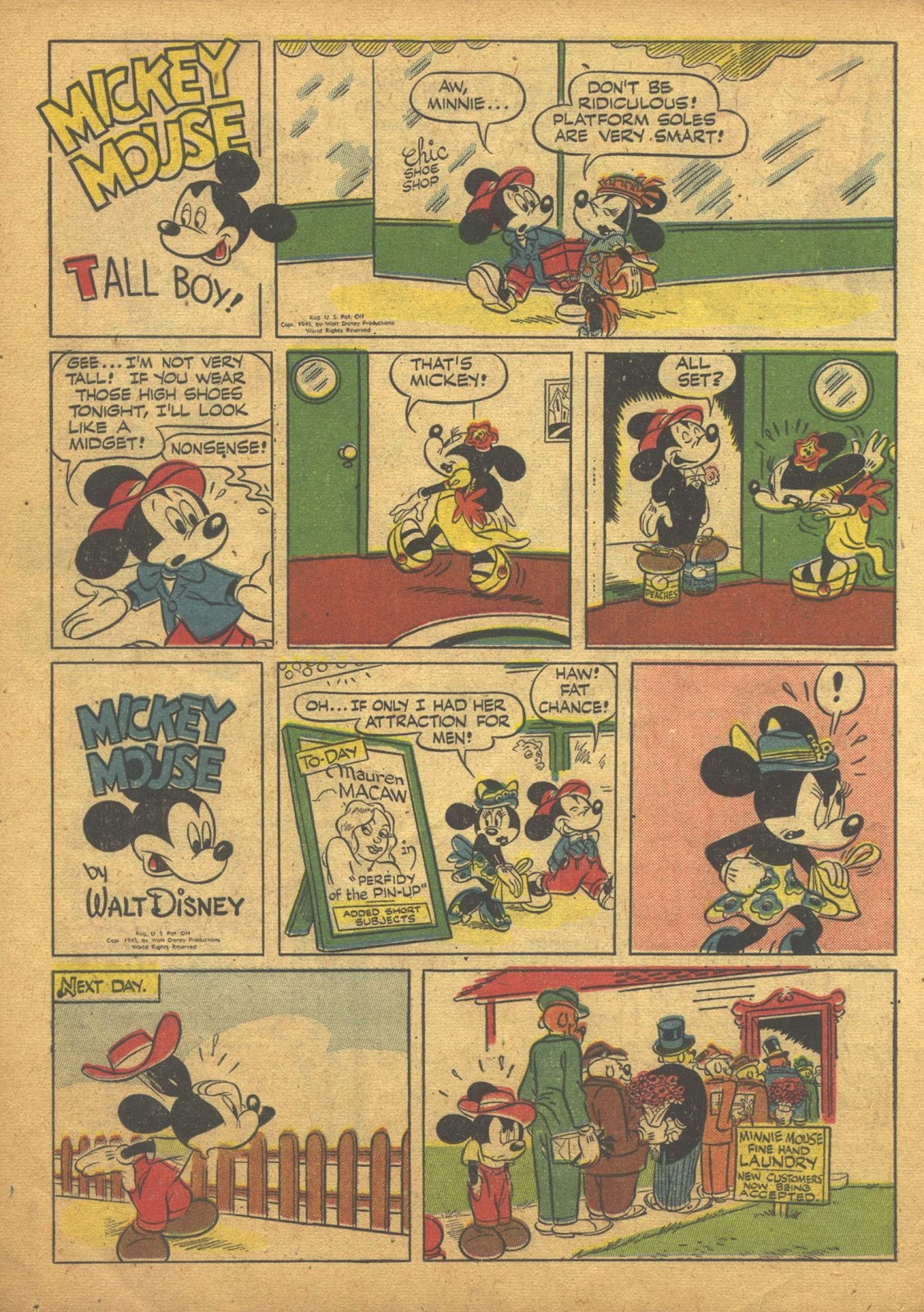 Walt Disney's Comics and Stories issue 63 - Page 36