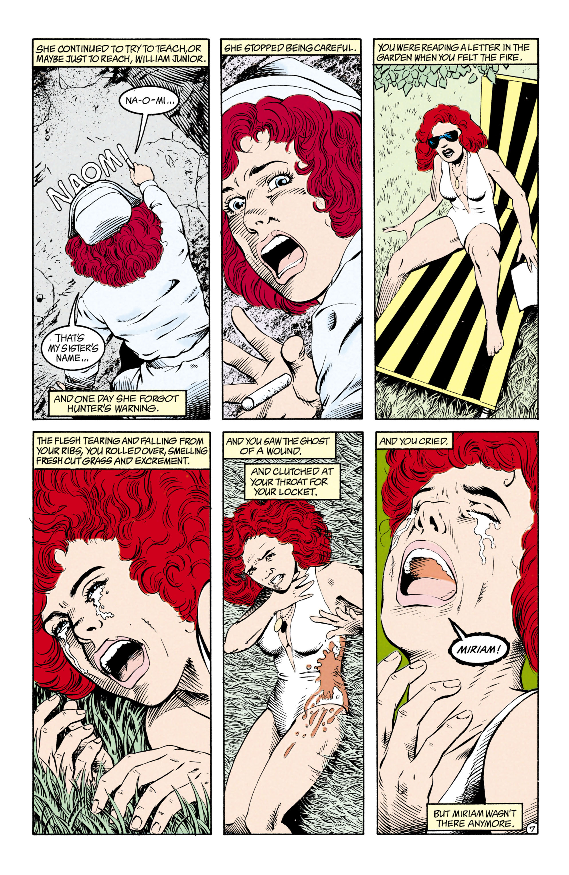 Read online Shade, the Changing Man comic -  Issue #29 - 8