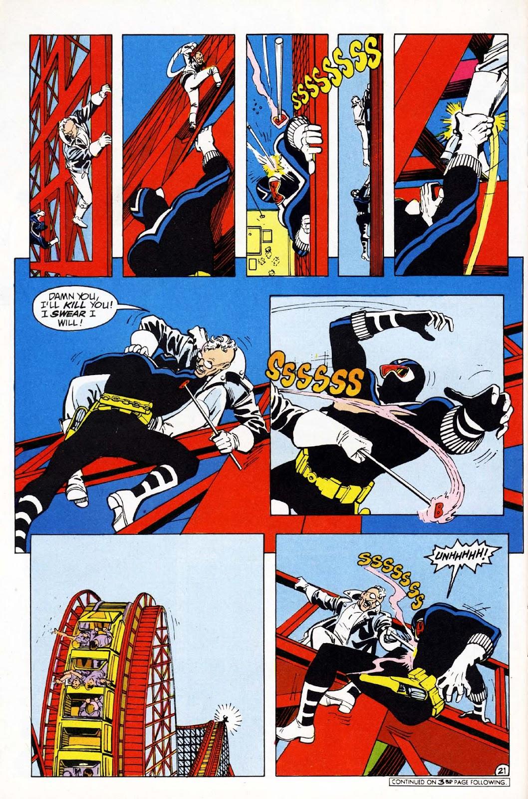 Vigilante (1983) issue 1 - Page 22