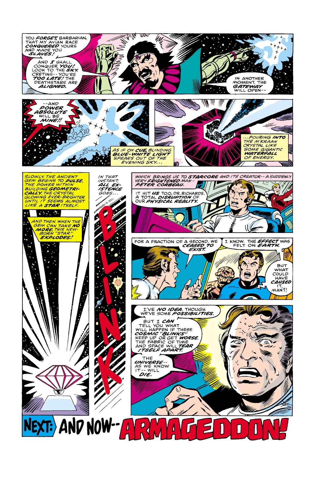 Uncanny X-Men (1963) issue 107 - Page 18
