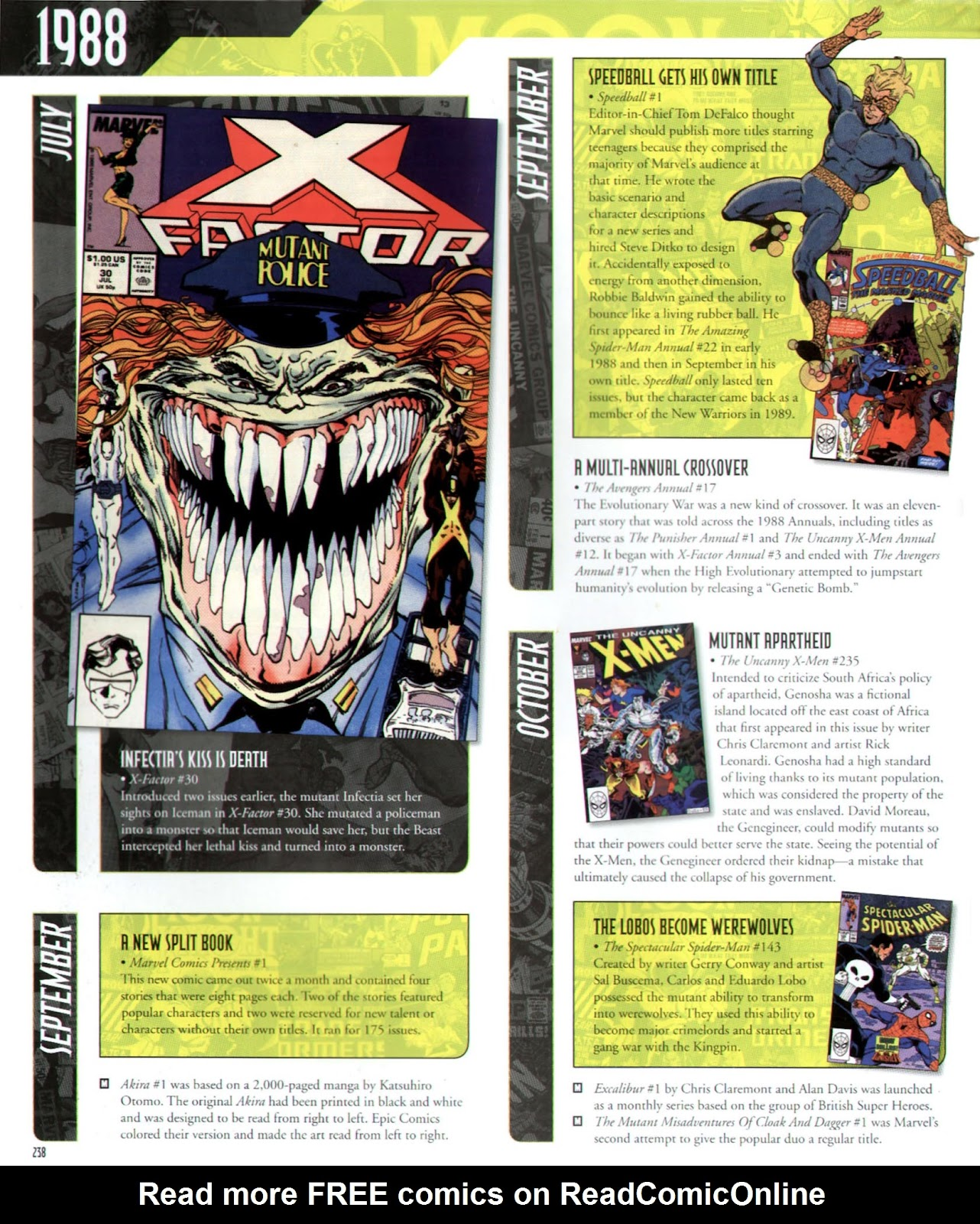 Read online Marvel Chronicle comic -  Issue # TPB (Part 3) - 31