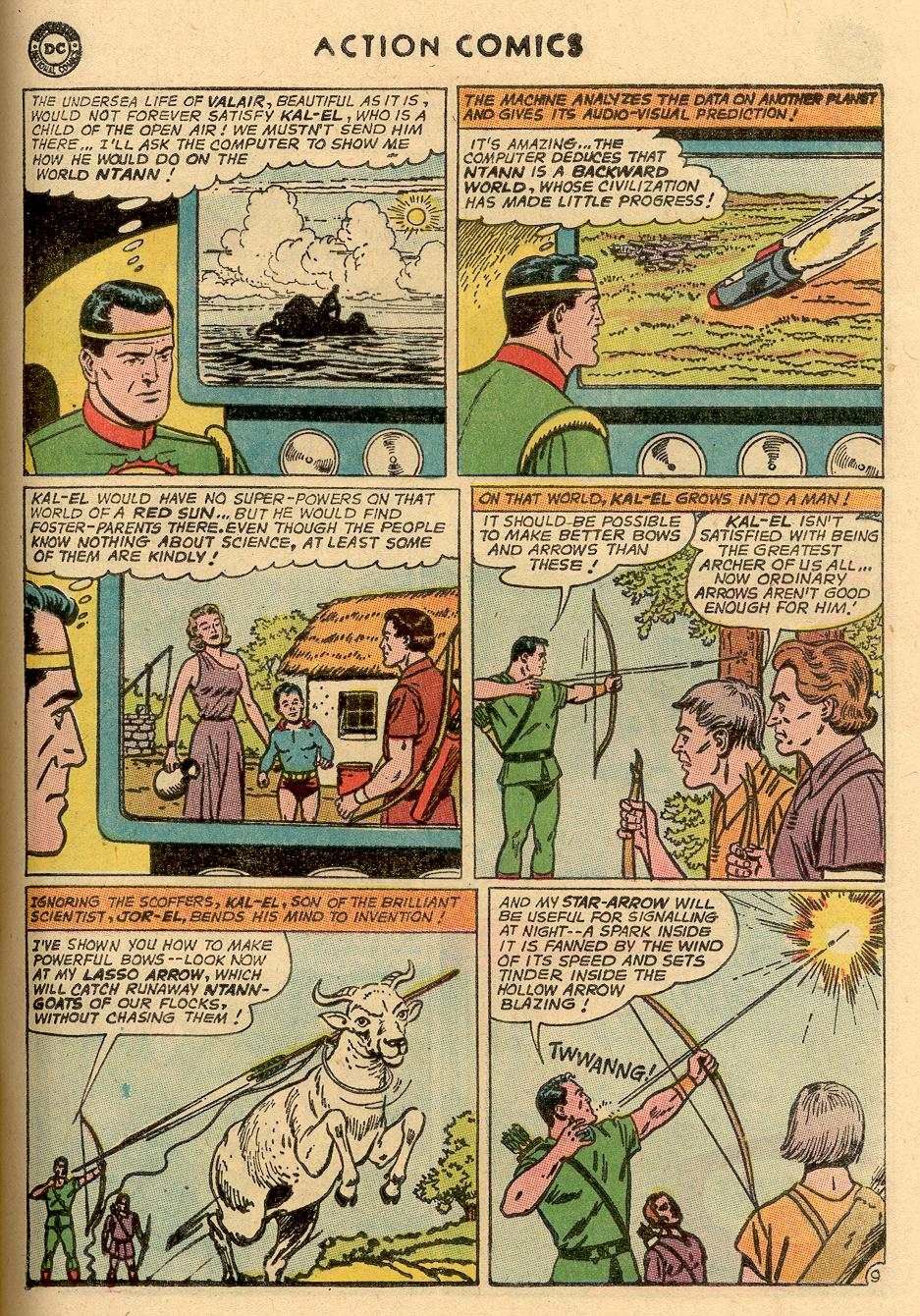 Read online Action Comics (1938) comic -  Issue #314 - 11