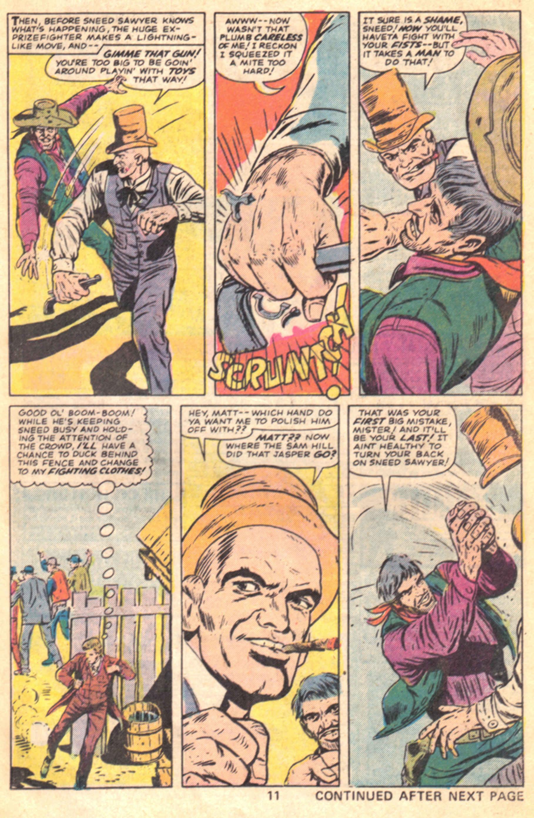Read online Two-Gun Kid comic -  Issue #127 - 14