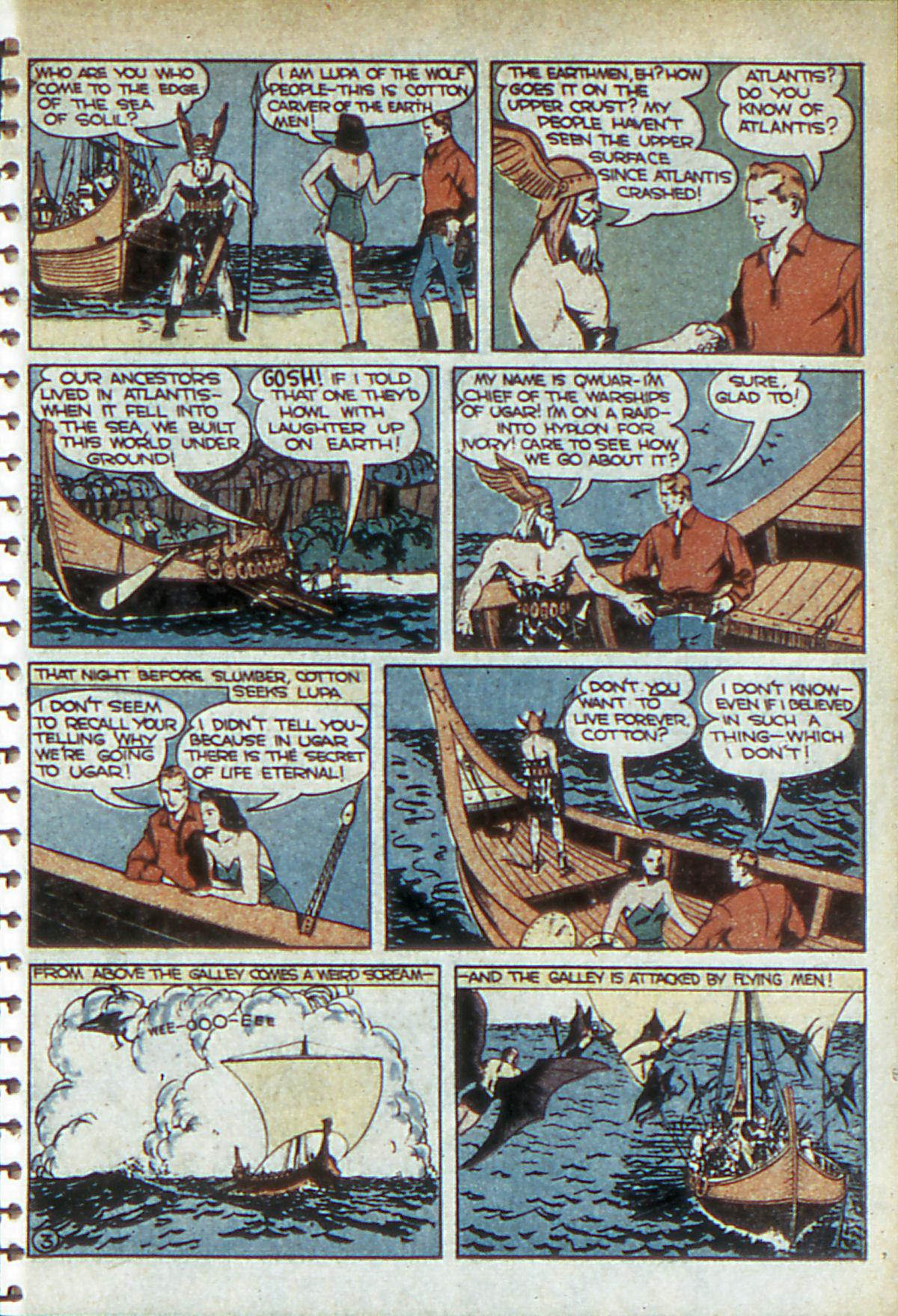 Read online Adventure Comics (1938) comic -  Issue #52 - 43