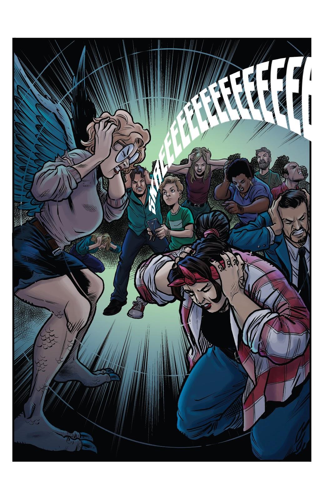 Read online Black Betty comic -  Issue #8 - 7