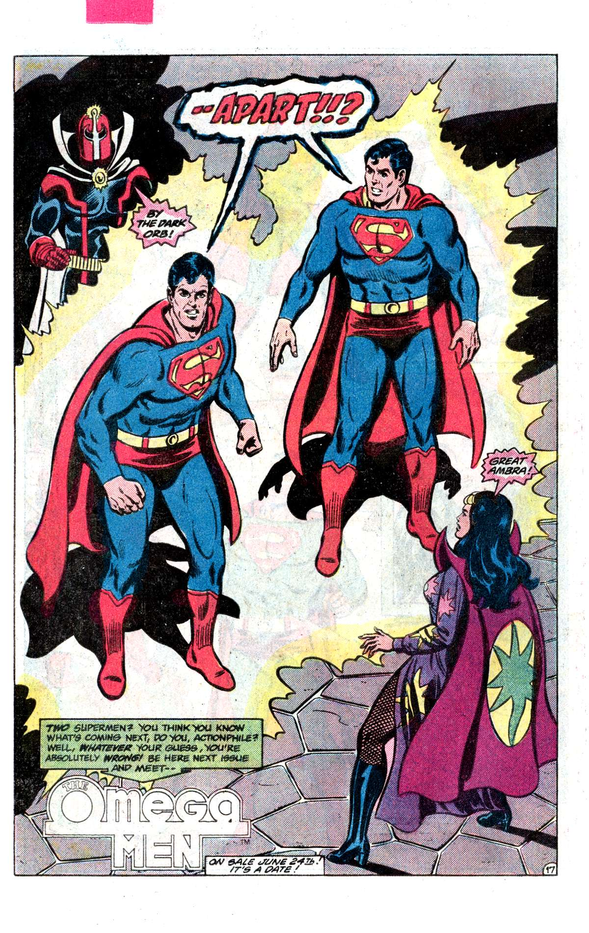 Read online Action Comics (1938) comic -  Issue #534 - 18