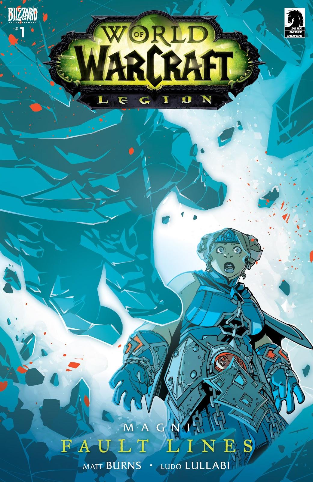 World of Warcraft: Legion 1 Page 1