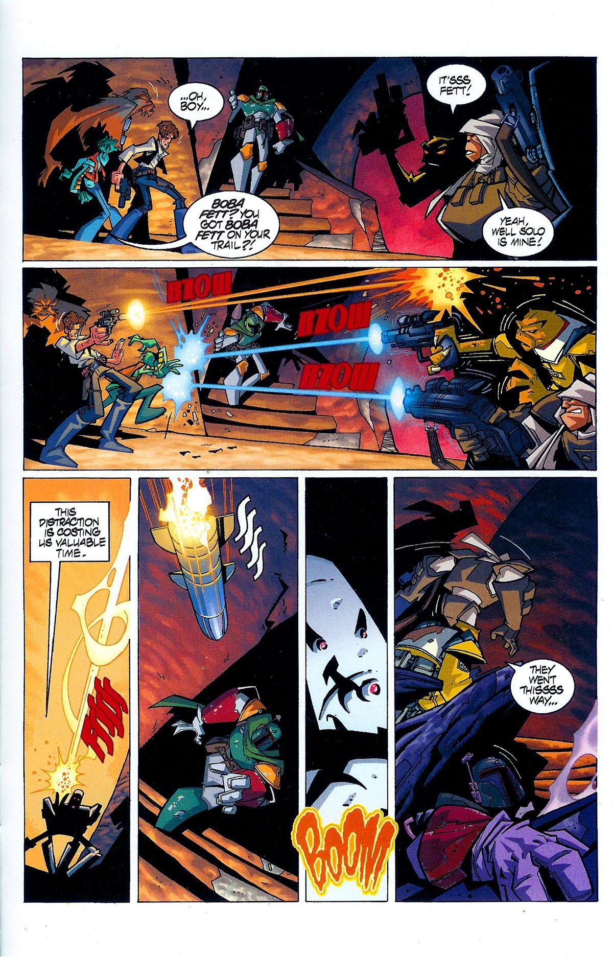 Read online Star Wars Omnibus comic -  Issue # Vol. 12 - 136
