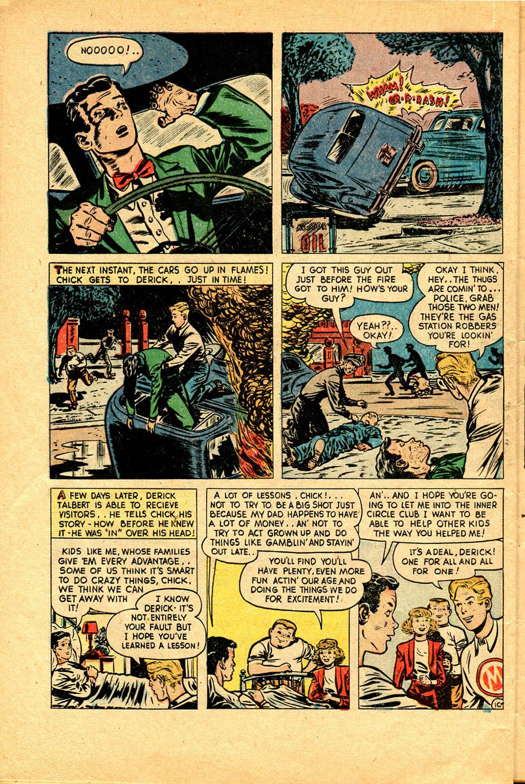 Read online Shadow Comics comic -  Issue #97 - 46