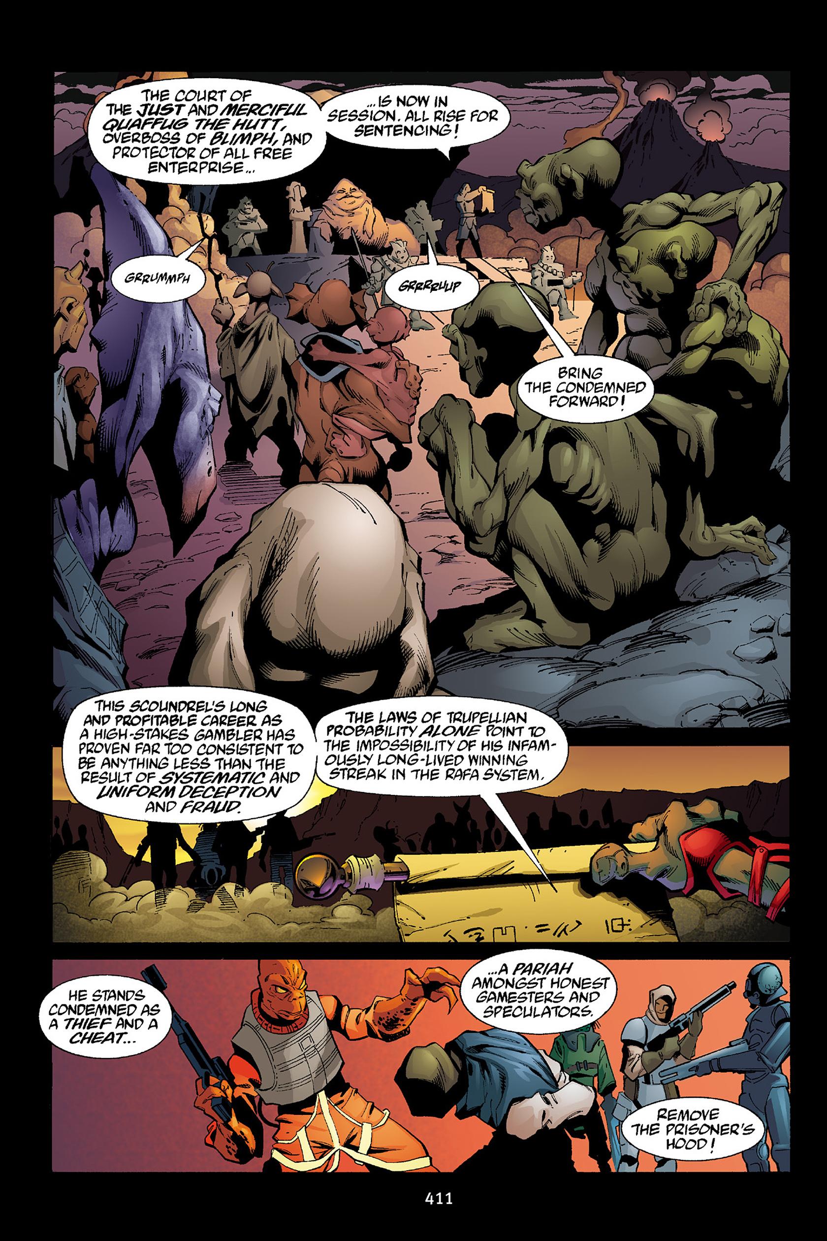 Read online Star Wars Omnibus comic -  Issue # Vol. 30 - 402