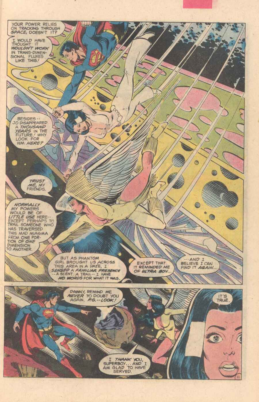 Legion of Super-Heroes (1980) 282 Page 11