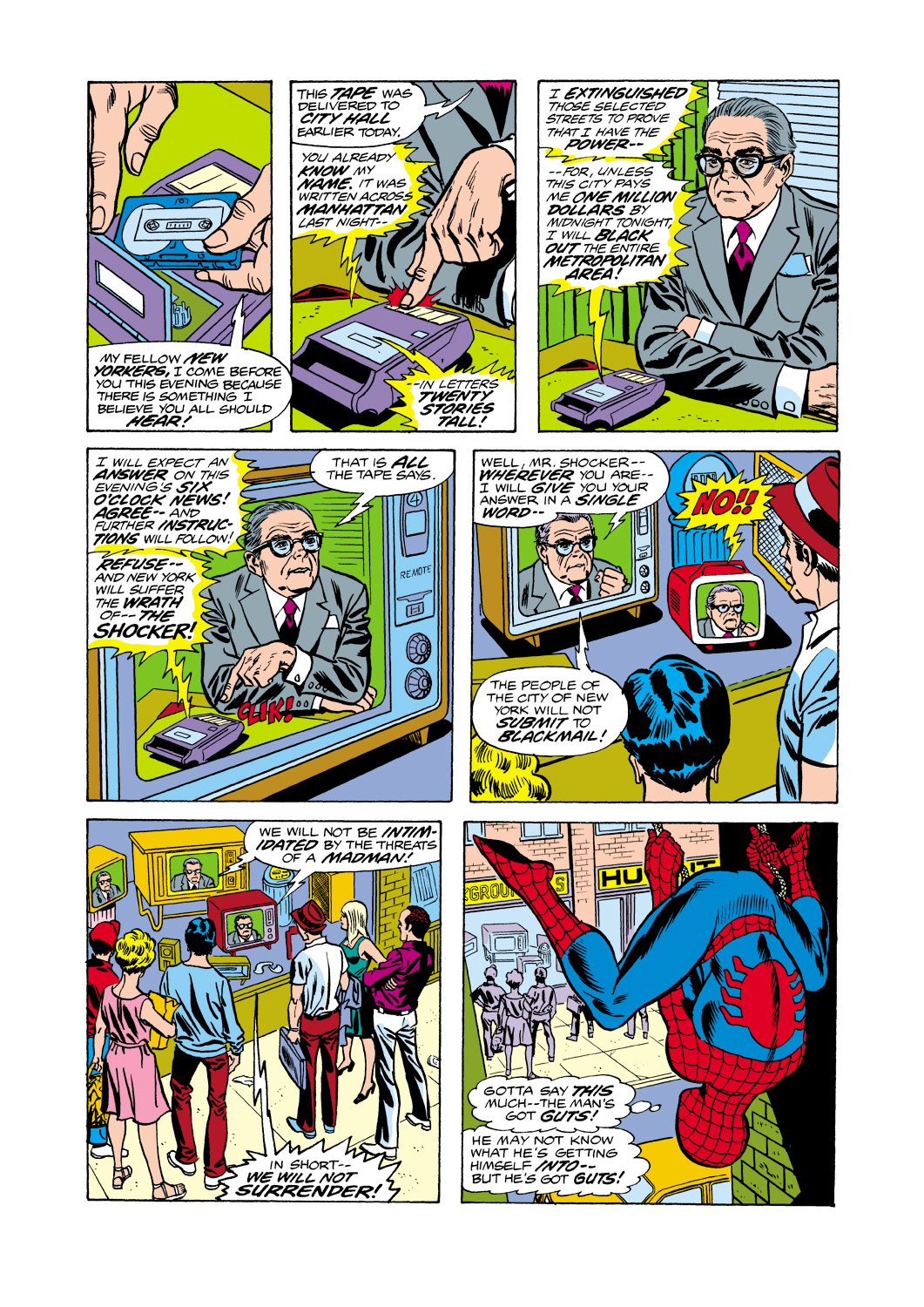 The Amazing Spider-Man (1963) 152 Page 8