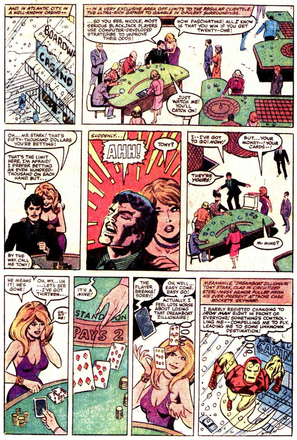 The Avengers (1963) 219 Page 3
