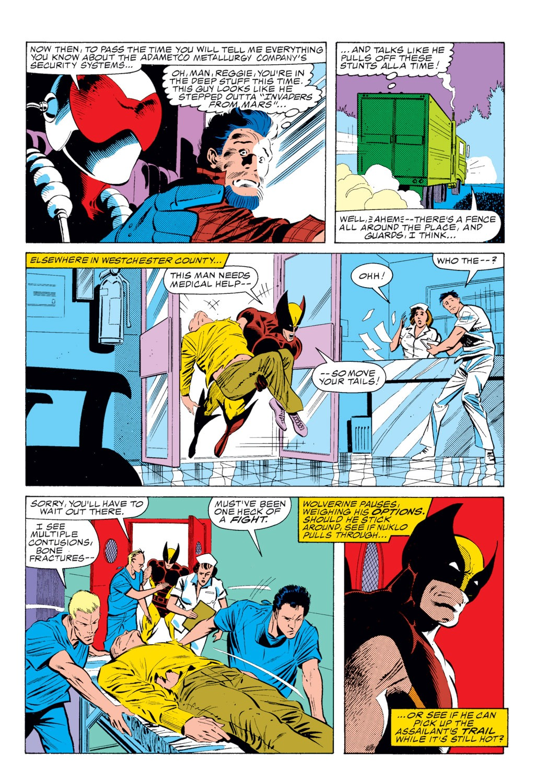 Read online Captain America (1968) comic -  Issue # _Annual 8 - 18