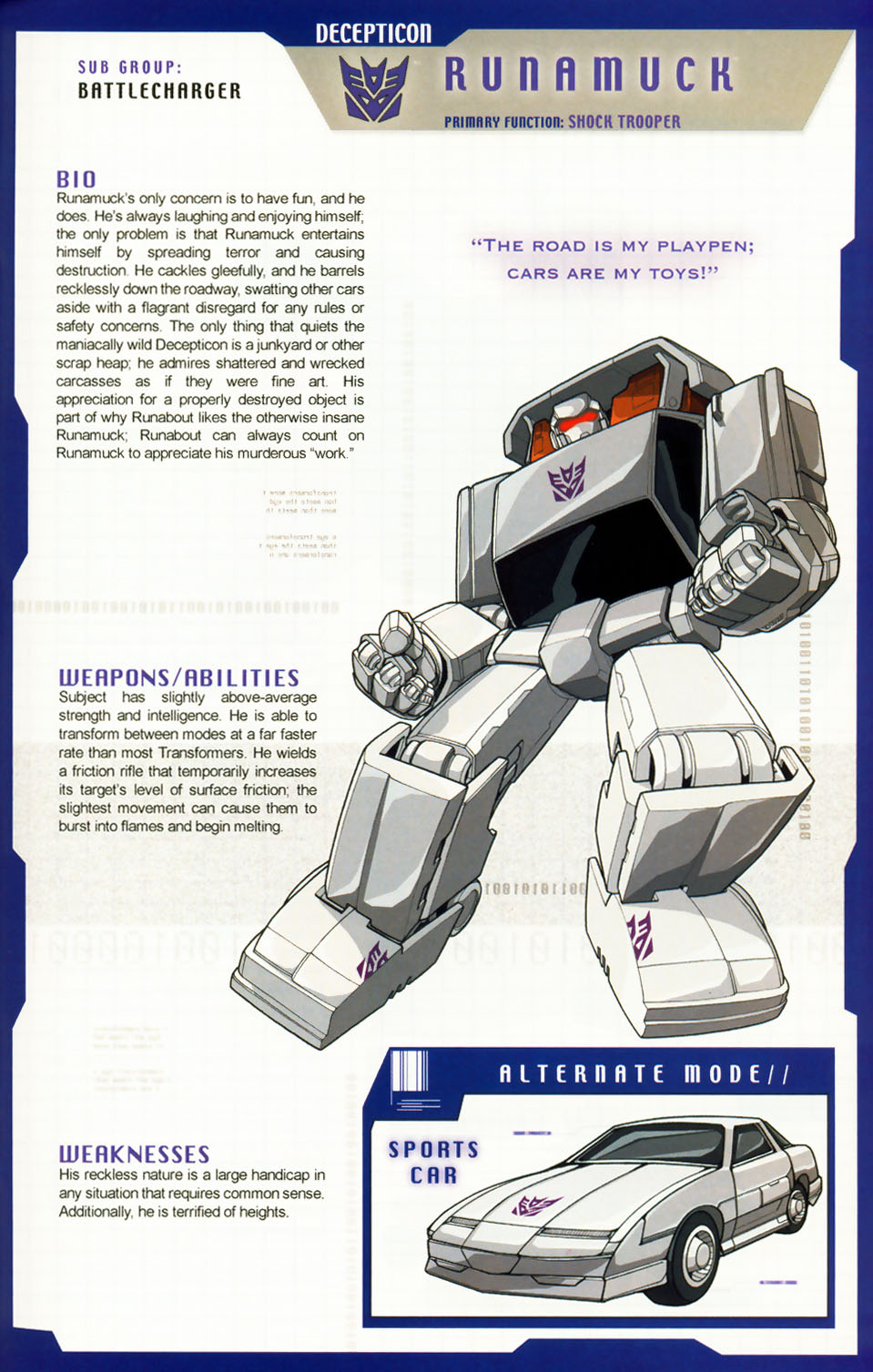 Read online Transformers: More than Meets the Eye comic -  Issue #5 - 46