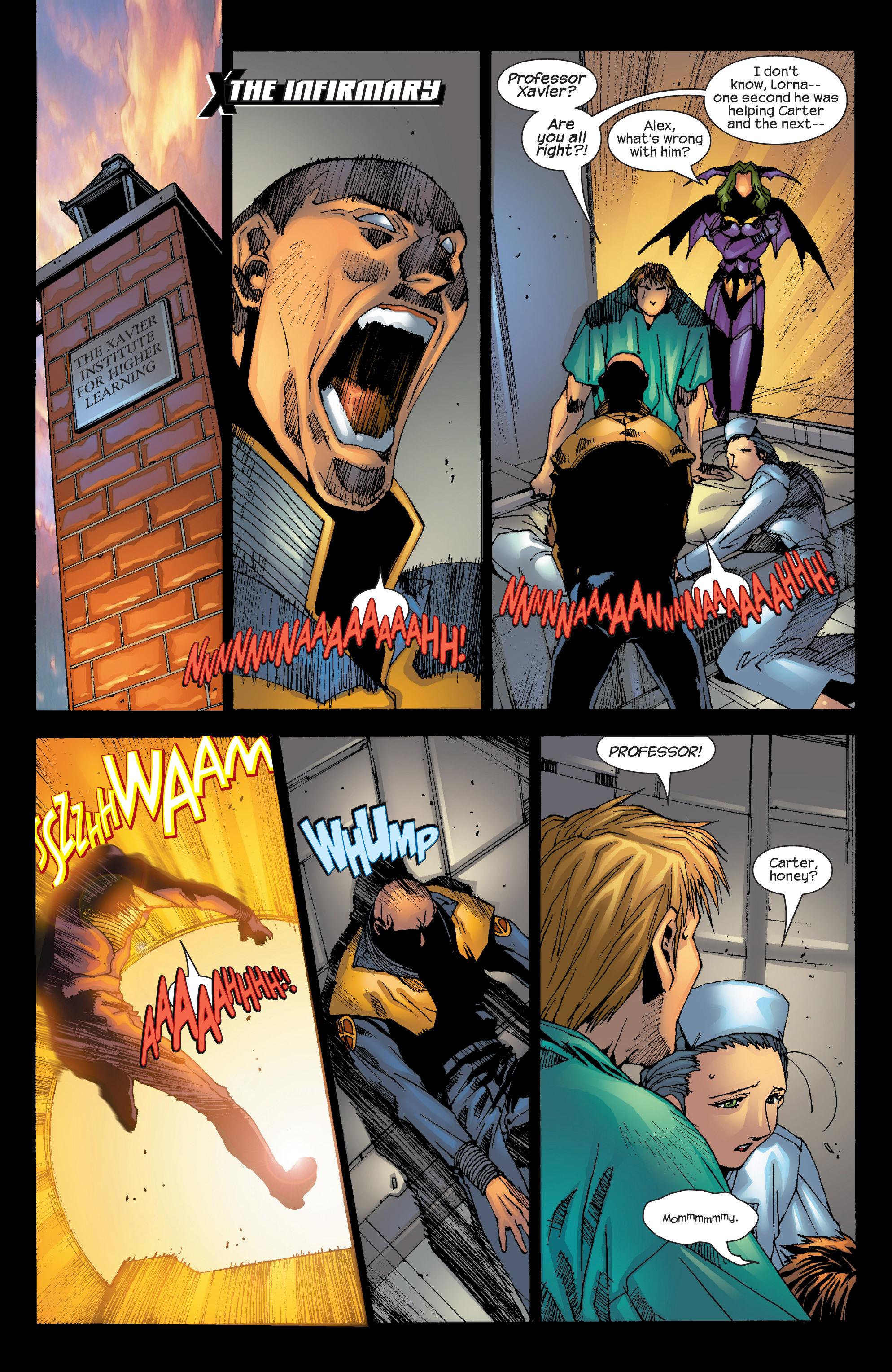 Read online Uncanny X-Men (1963) comic -  Issue #420 - 10