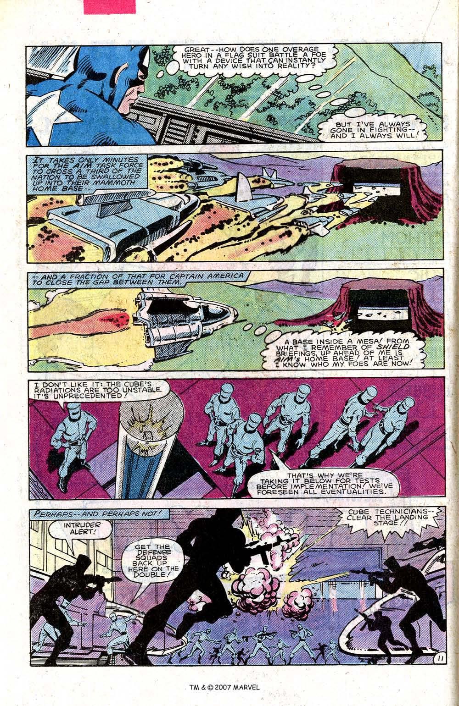 Read online Captain America (1968) comic -  Issue # _Annual 7 - 16