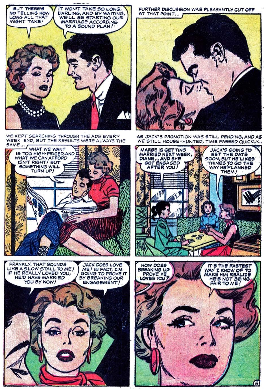 Love Romances (1949) issue 52 - Page 31