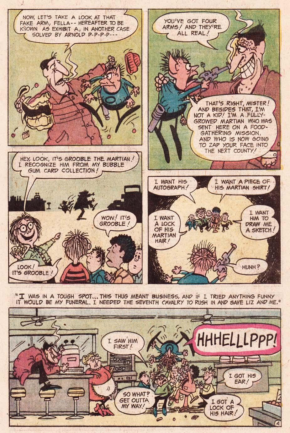 Read online Plop! comic -  Issue #17 - 9