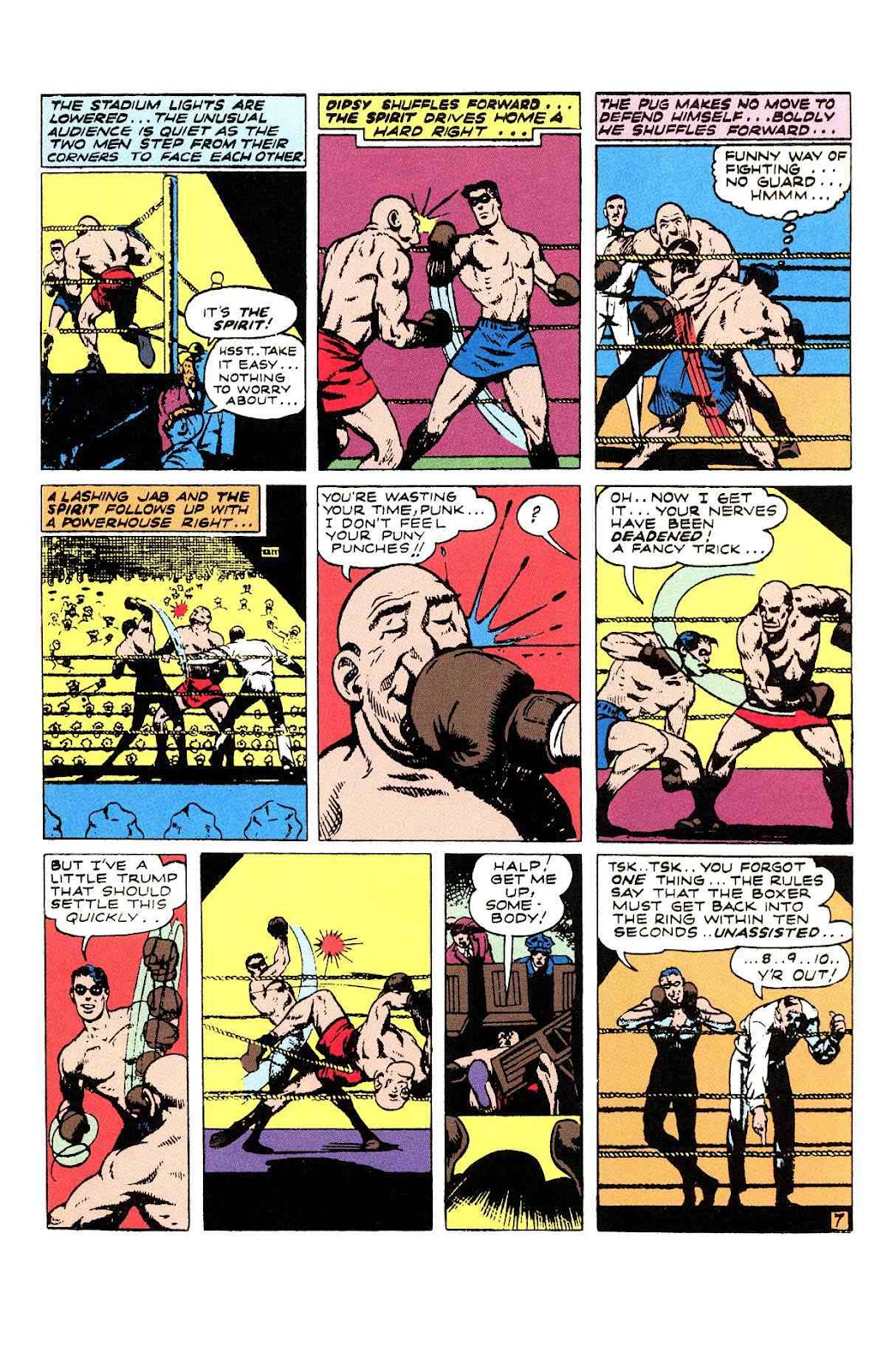 Read online Will Eisner's The Spirit Archives comic -  Issue # TPB 2 (Part 1) - 95