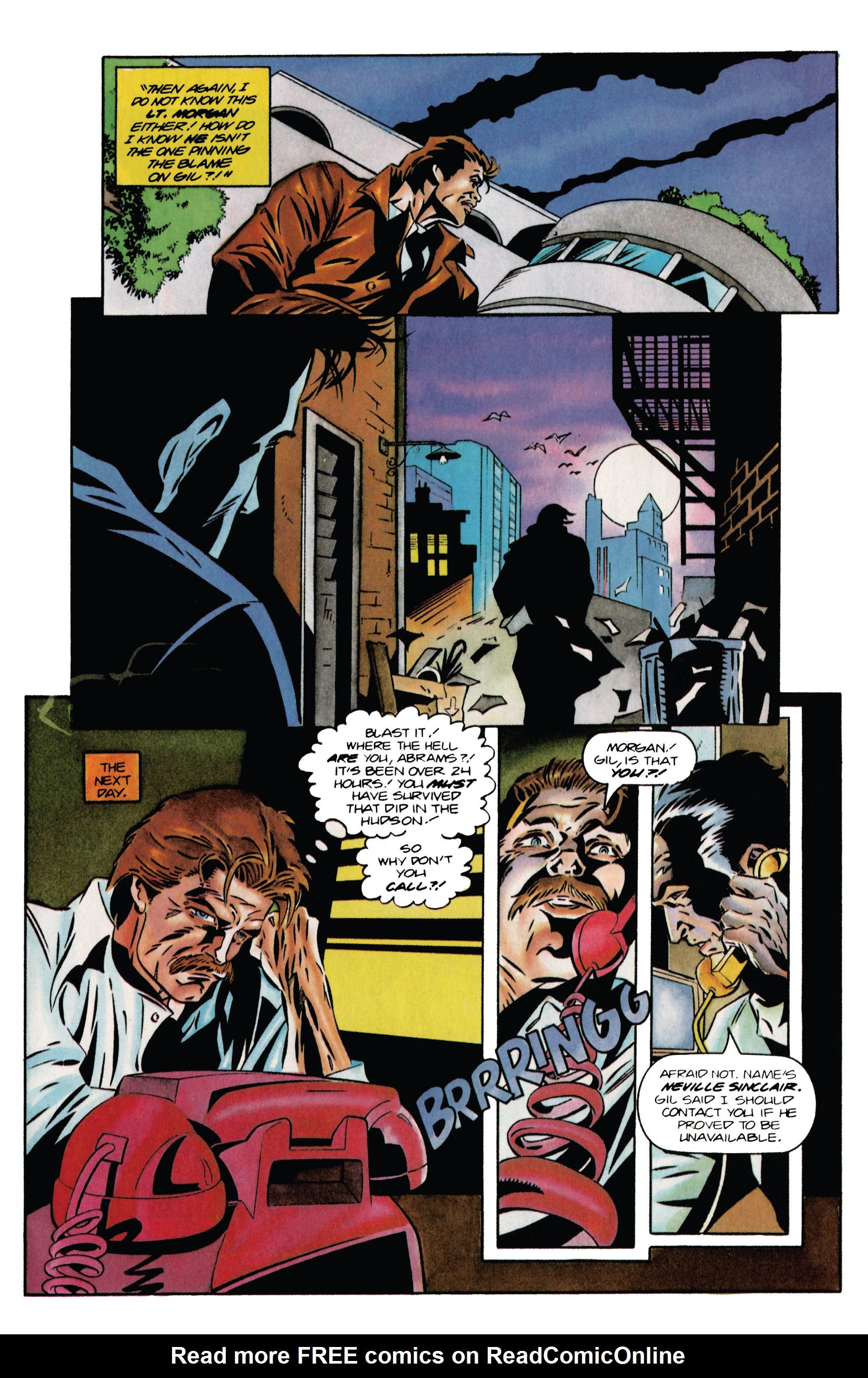 Read online Eternal Warrior (1992) comic -  Issue #34 - 10