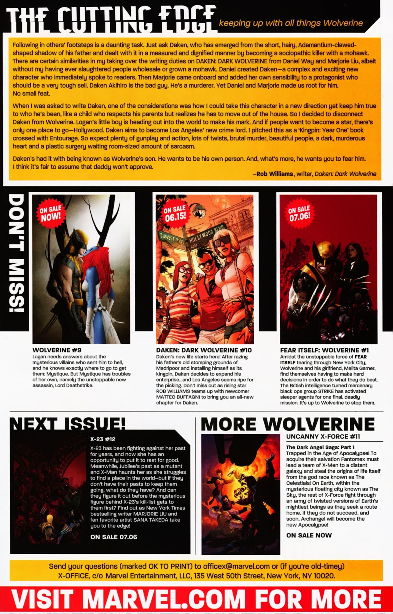 Read online X-23 (2010) comic -  Issue #11 - 23