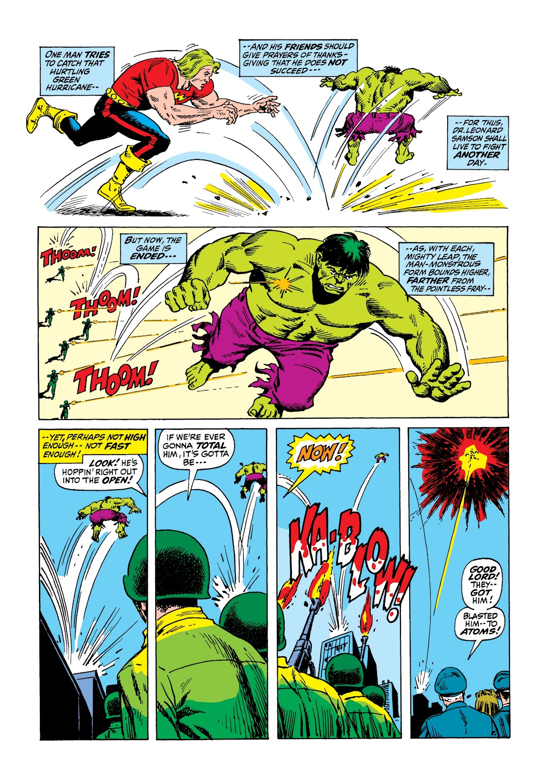 Read online Marvel Masterworks: The Incredible Hulk comic -  Issue # TPB 7 (Part 2) - 96