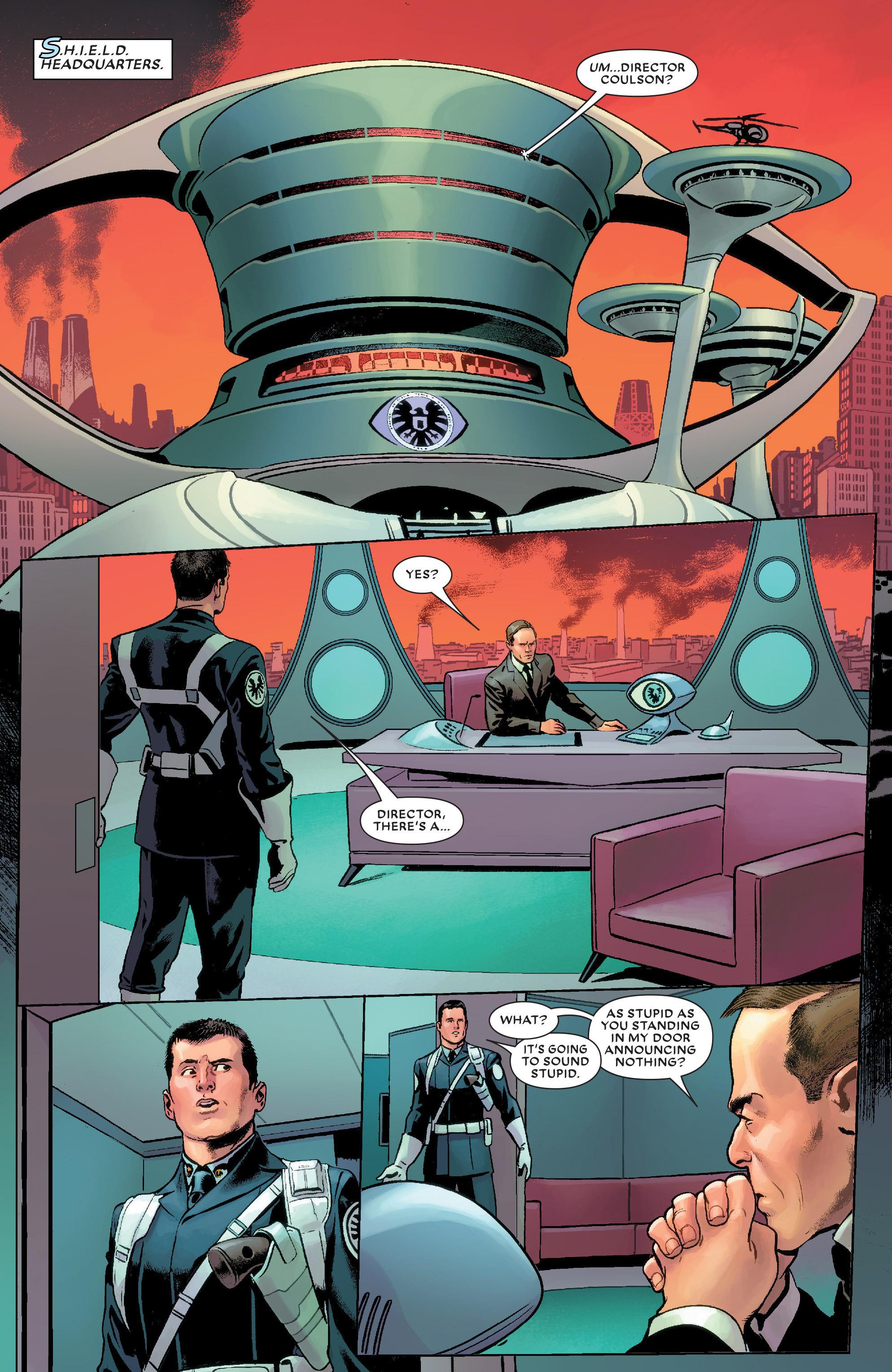 Read online Secret Wars: Agents of Atlas comic -  Issue # Full - 5