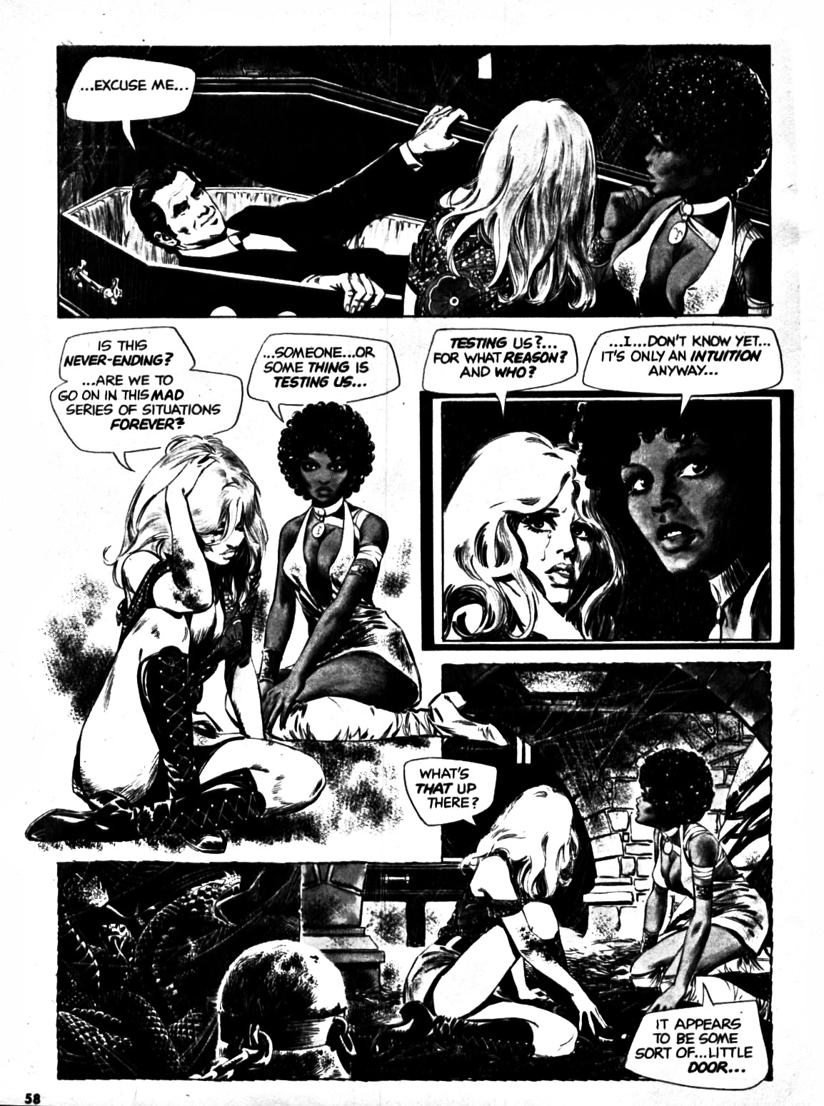 Scream (1973) issue 7 - Page 57