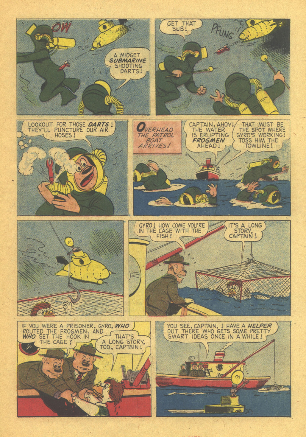 Read online Uncle Scrooge (1953) comic -  Issue #31 - 23