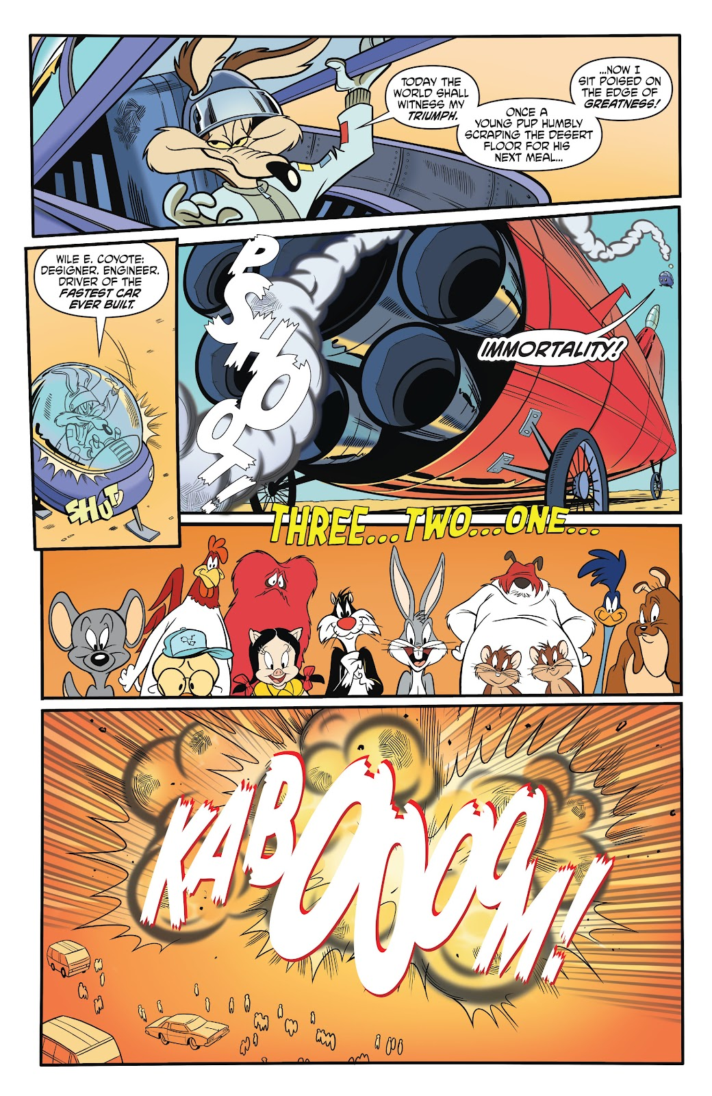 Looney Tunes (1994) issue 255 - Page 8