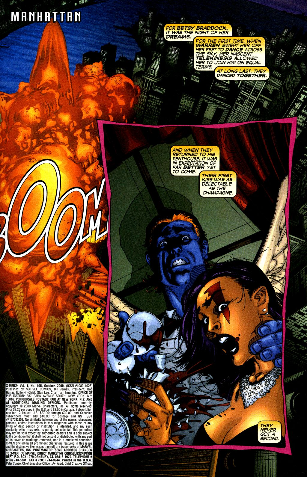 X-Men (1991) 105 Page 1