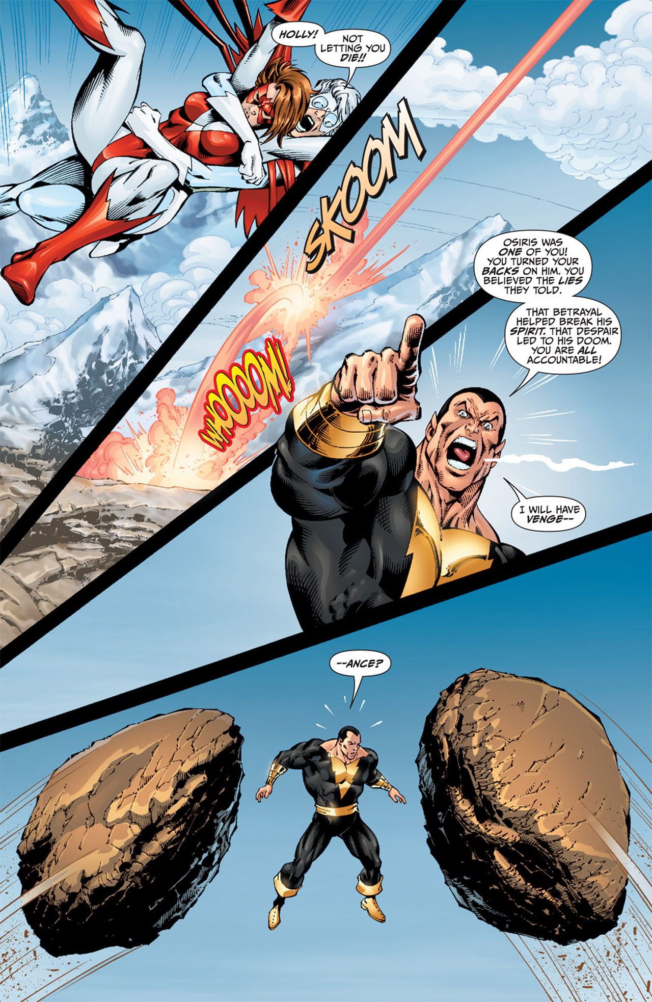 Read online World War III comic -  Issue #3 - 16