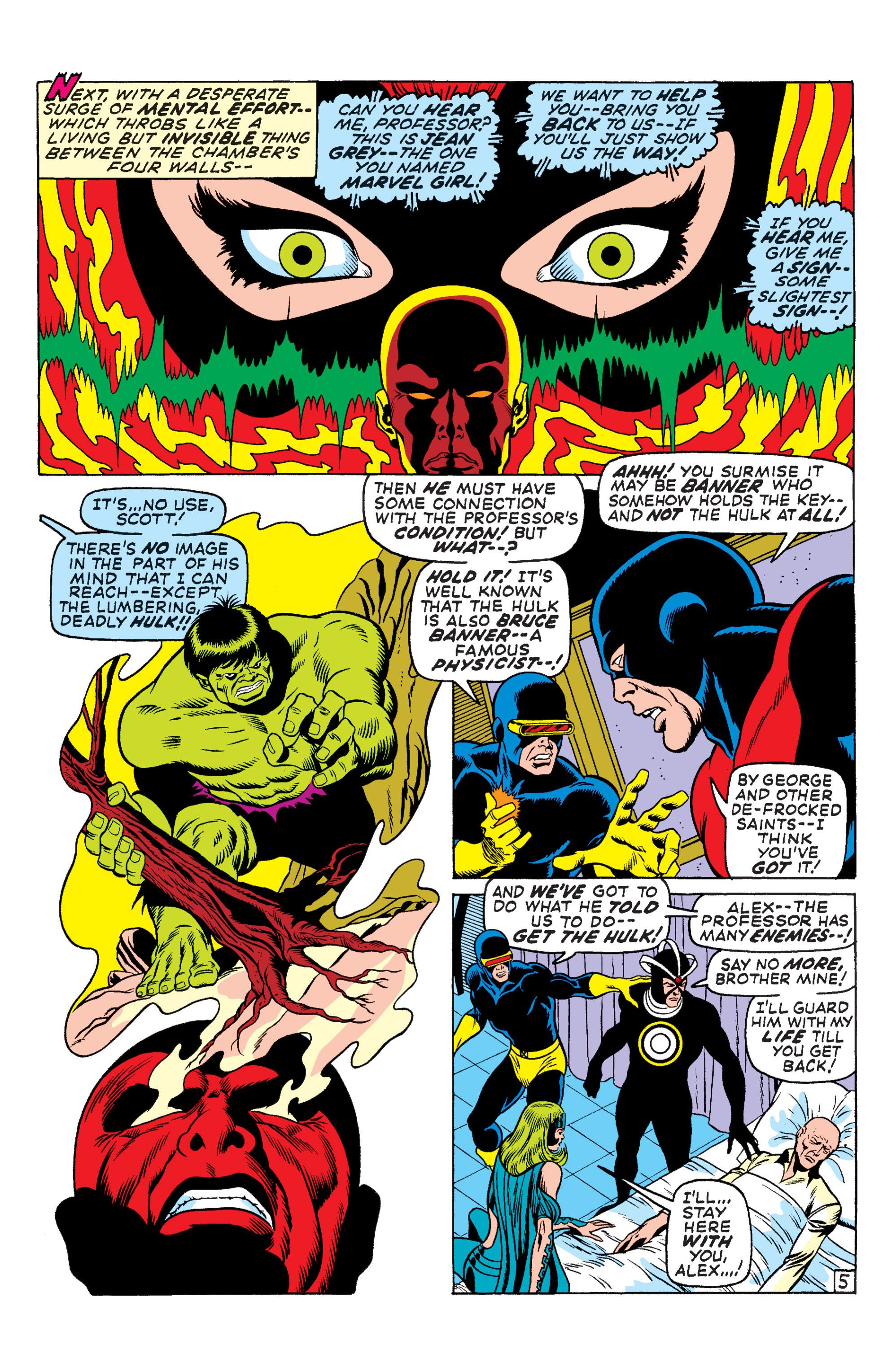 Uncanny X-Men (1963) 66 Page 5