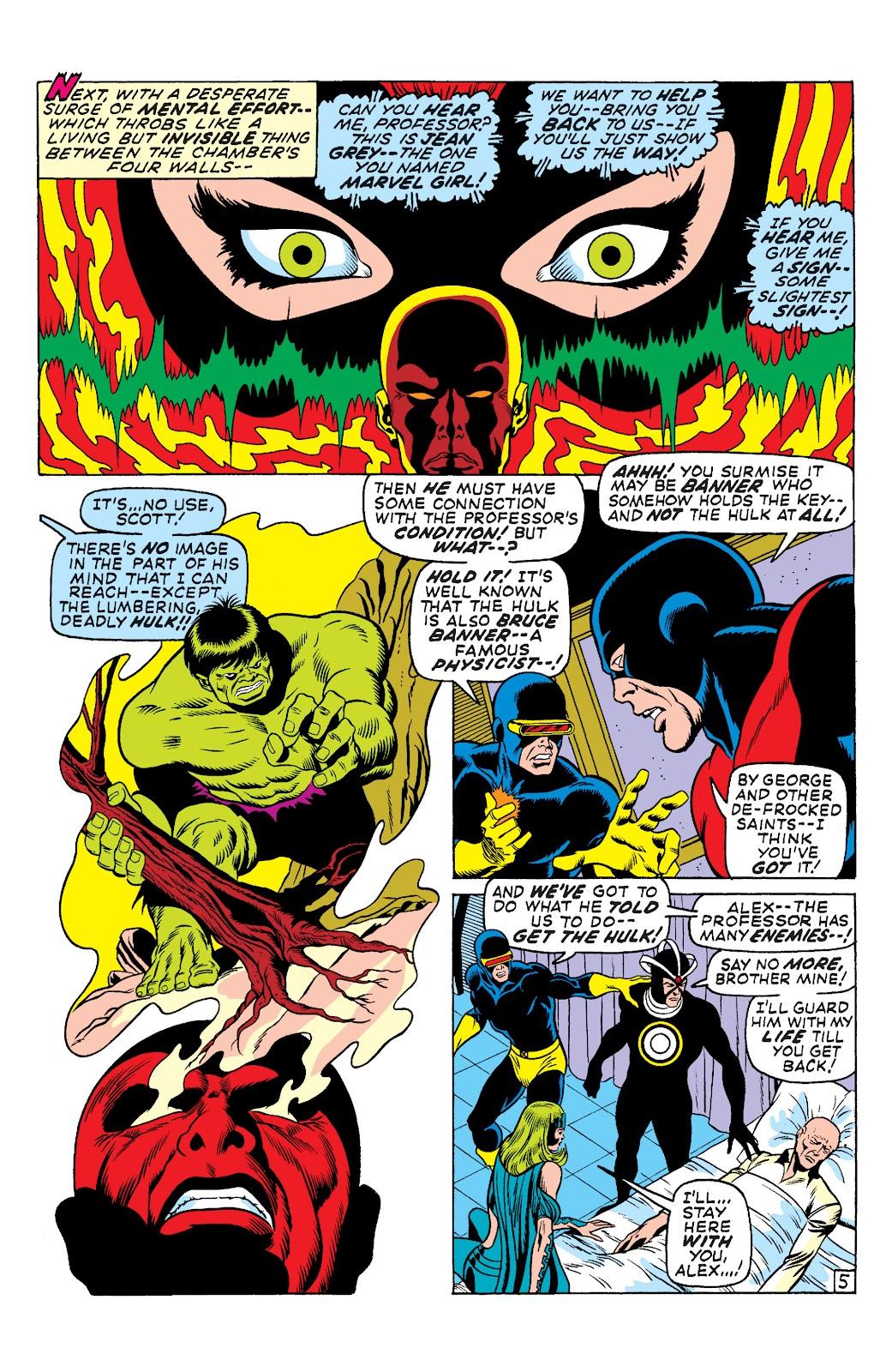 Uncanny X-Men (1963) issue 66 - Page 6