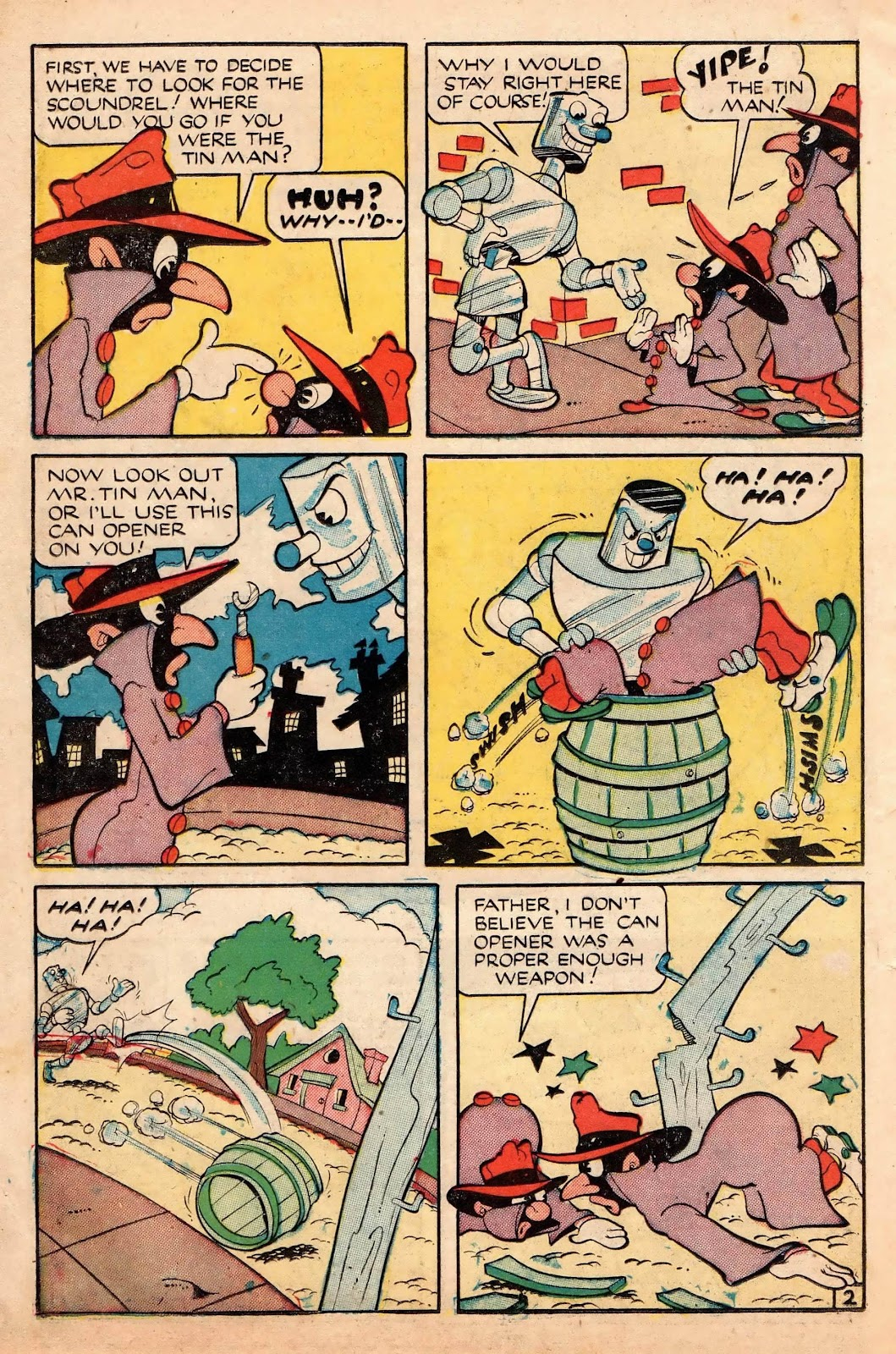 Ziggy Pig-Silly Seal Comics (1944) issue 2 - Page 24