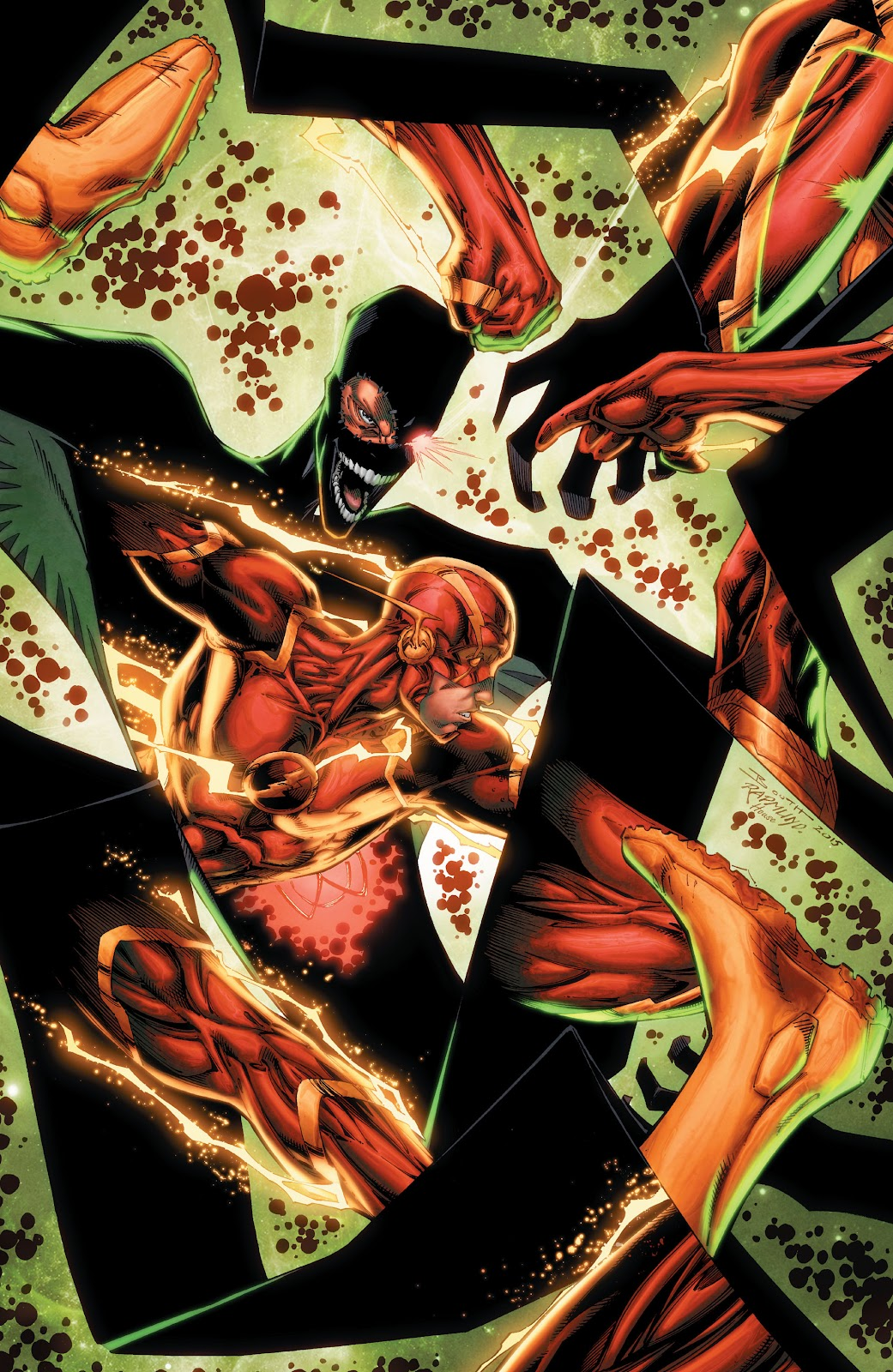 Read online The Flash (2011) comic -  Issue # _TPB 8 (Part 1) - 96