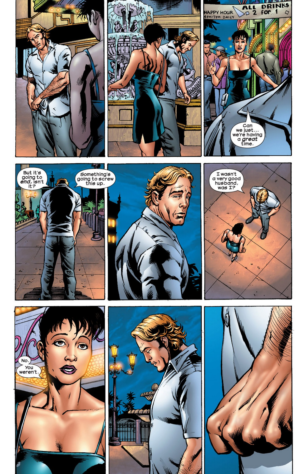 Read online Avengers (1998) comic -  Issue #71 - 9